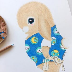 Sijmie het konijntje