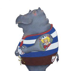 illeke-dieren-kabinet-bertus-nijlpaard