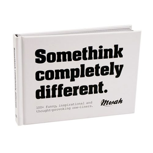 Boekje-somethink-completely-different