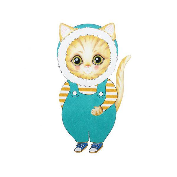 Jimpie de kitten