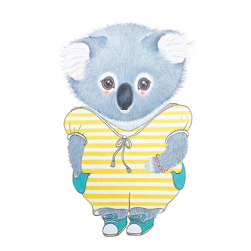 Kaatje de koala