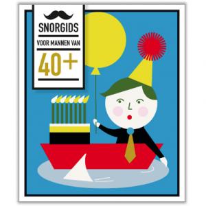 Snor-Snorgids voor mannen van 40+