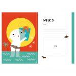 Snor-Babyplakboek
