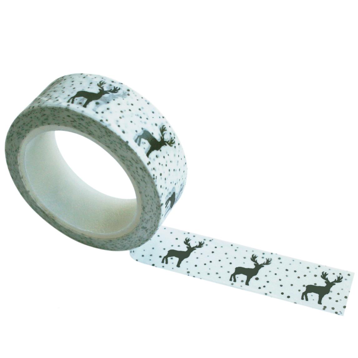 Zoedt-masking tape deer