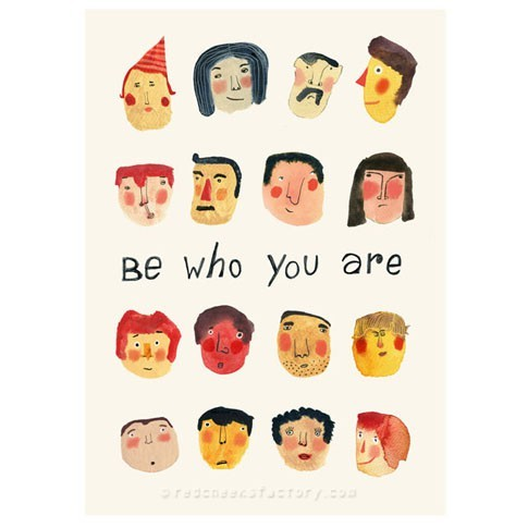 be-who-you-are-mini-poster