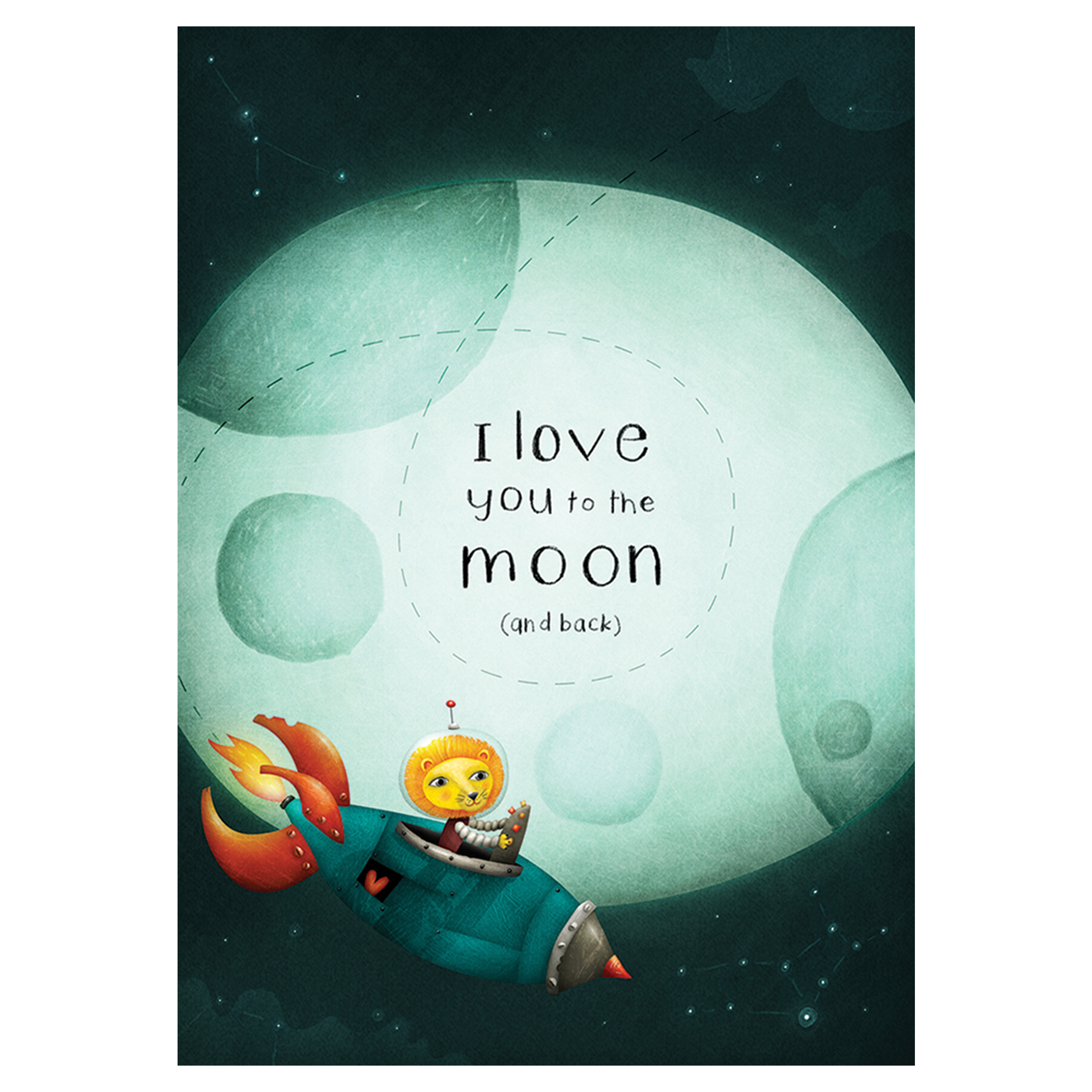 Lea-vervoort-to-the-moon