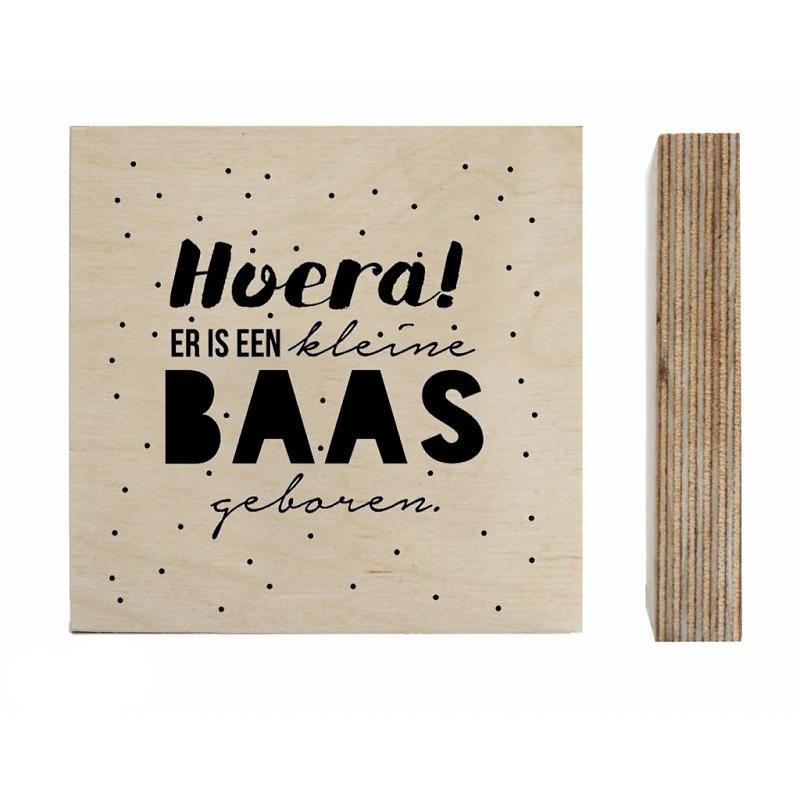 zoedt-houtprint-hoera-kleine-baas-geboren