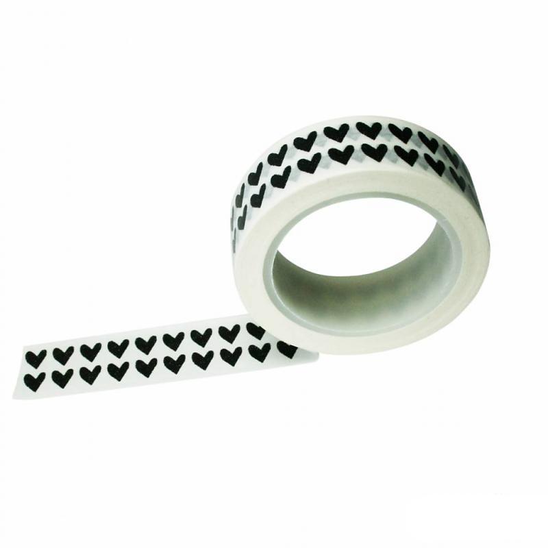 zoedt-masking-tape-wit-met-zwarte-hartjes