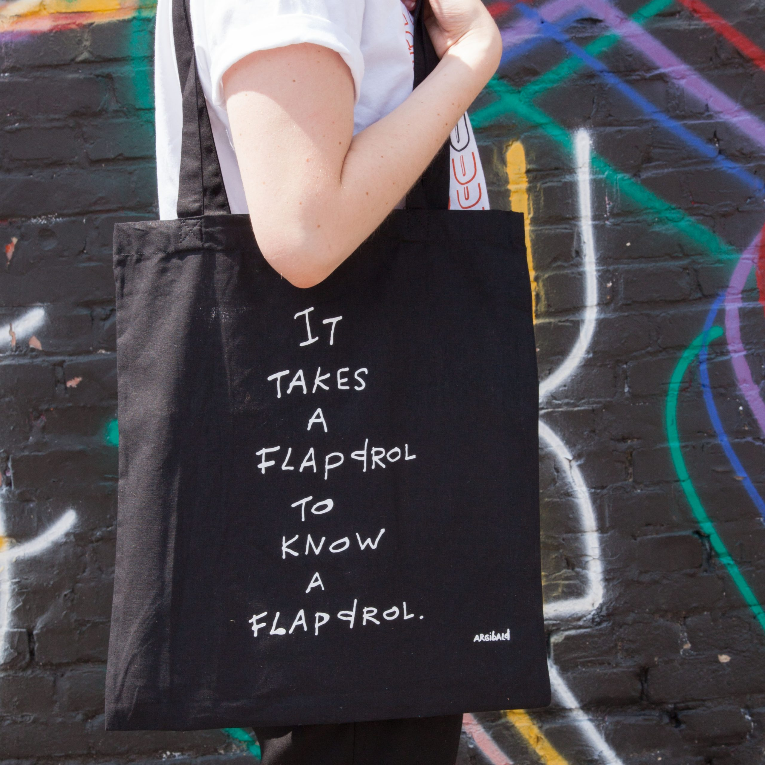 it-takes-a-flapdrol-to-knows-a-flapdrol-argibald-totebag