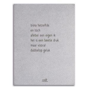 Zoedt-kaart-grijsboard-gedicht-tweeling