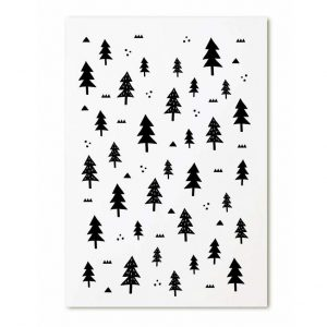 zoedt-minikaartje-met-kerstboompjes-patroon