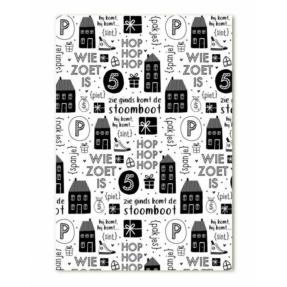 zoedt-minikaartje-met-sinterklaas-patroon