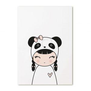 Zoedt-Panda-meisje