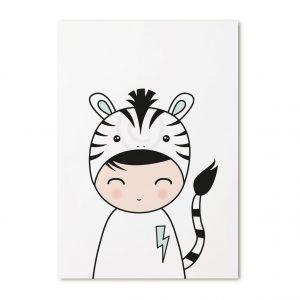 Zoedt-Zebra-Jongen