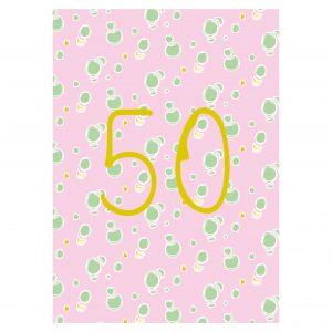 Getalkaart-50-verjaardagskaart-verjaardag