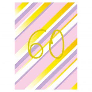 Getalkaart-60-verjaardagskaart-verjaardag