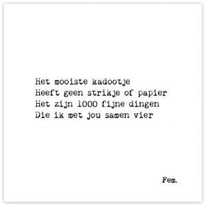 Mooiste-kadootje-Papierpleziertjes