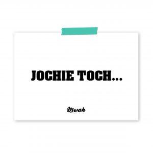 Mwah-jochie-toch-ansichtkaart