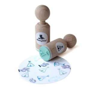 miss-honeybird-tipi-mini-stempel