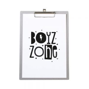 klembord-grijskarton-zoedt-a4-poster-boy-z-zone