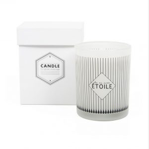 house-of-products-candle-kaars-tu-es une-etoile