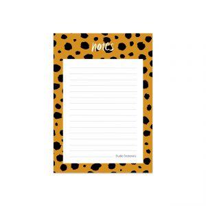 studio-stationery-note-cheetah
