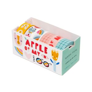 petit-monkey-masking-tape-apple-of-my-eye