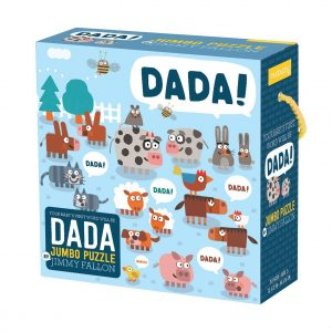 jimmy-fallon-your-babys-first-word-will-be-dada-jumbo-puzzle-jumbo-puzzles-mudpuppy