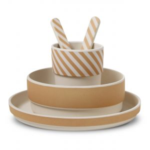 eef-lillemor-bamboo-eco-dinner-set-lion-leeuw