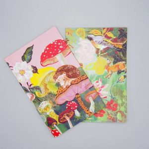 forest-life-notebook-set-chronicle-books