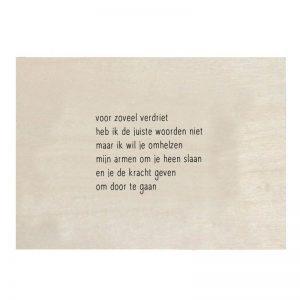 zoedt-houten-kaart-gedicht-voor-zoveel-verdriet