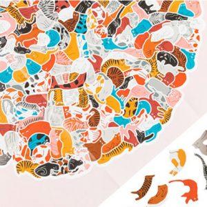 299-katten-en-1-hond-laurence-king-publishing-puzzel