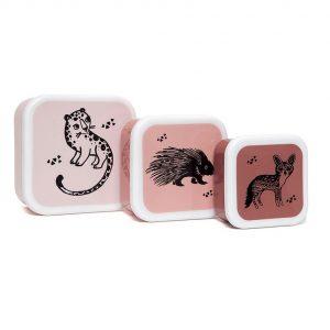 Lunchbox-set-black-animals-petit-monkey