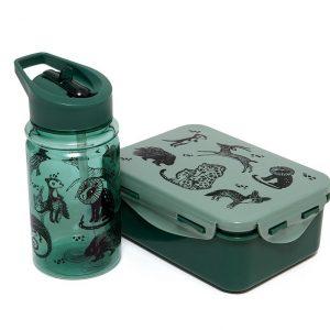 petit-monkey-Lunchbox-zwarte-dieren-salie