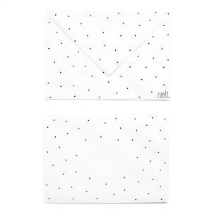 bedrukte-envelop-stippen-patroon-een-knuffel-in-een-envelop'-zoedt