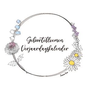 jimin-kim-geboorte-bloem-kalender