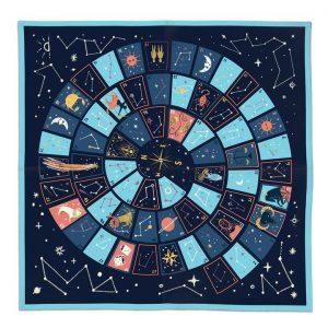 zodiac-race-classic-game-bandana-classic-game-bandana-galison