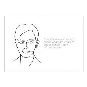 emma-watson-kaart-inspiring-women