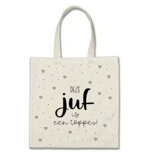 deze-juf-is-een-topper-tote-bag-tas