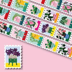 stamp-washi-tape-studio-inktvis-planten