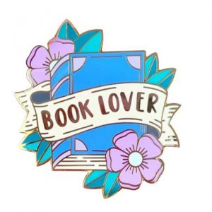 book-lover-pin