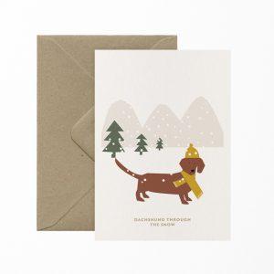 -vicky-di-studio-dachshund-through-the-Snow