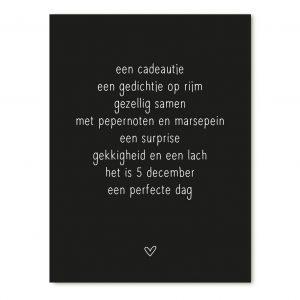zoedt-sint-gedicht