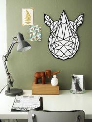 Ellen Coff - GeoZoo Rhino Pieces