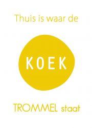 KOEK ZO - Koek trommel