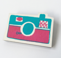 Michael van Kekem camera pin